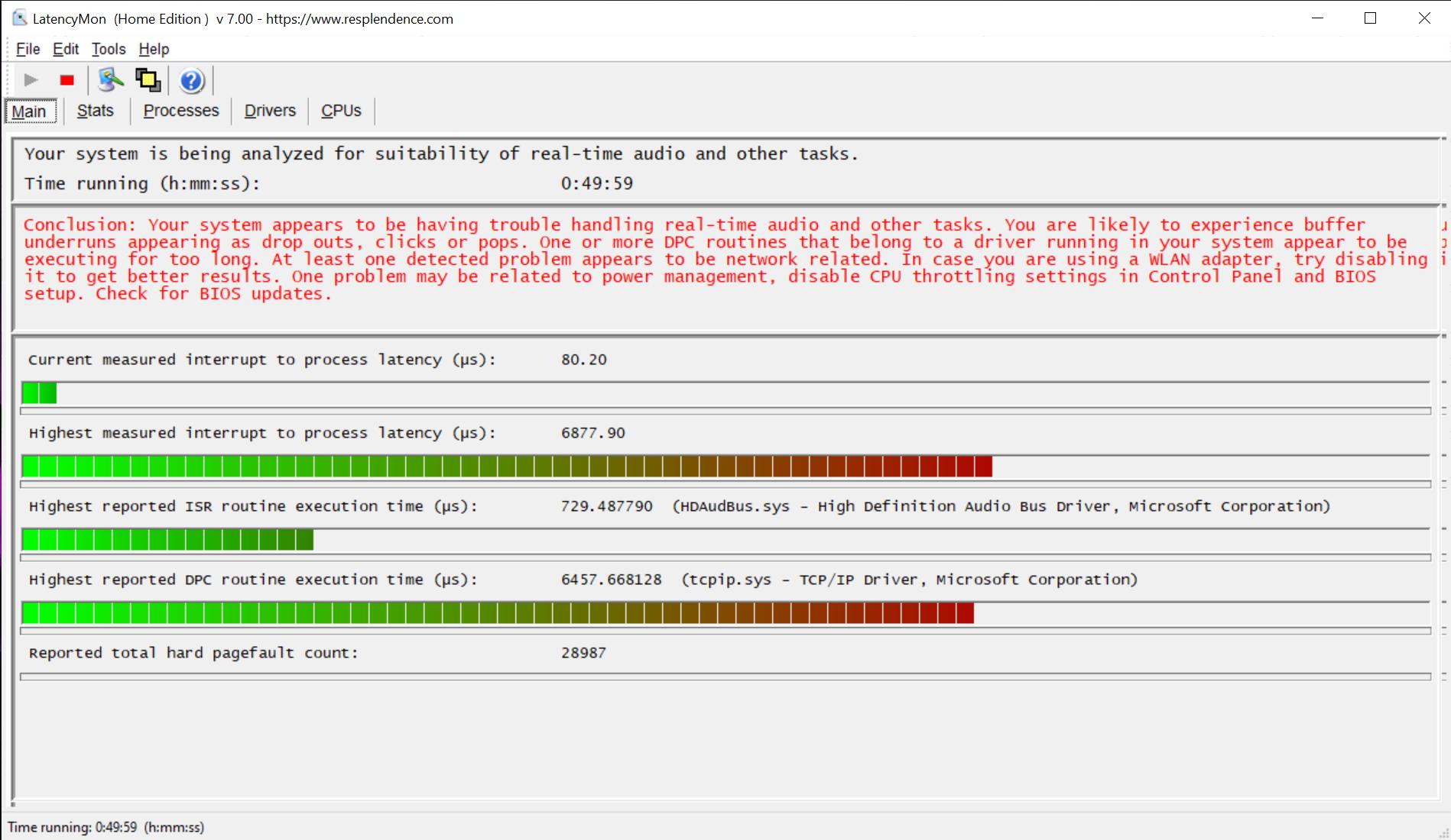 latency dpc
