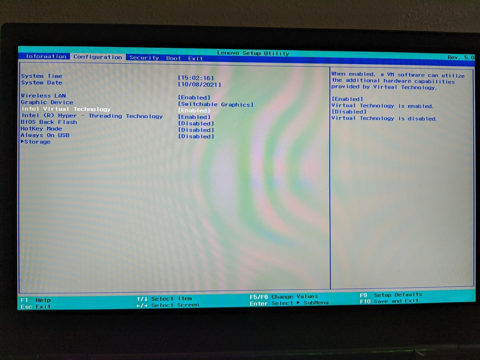 Intel Virtual Technology